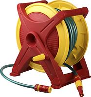 Катушка для шланга GRINDA со шлангом и комплектом фитингов 8-428441 [8-428441_z01]