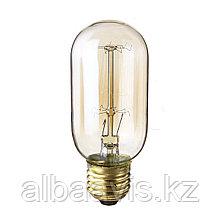 Лампы накаливания Эдисона 40 ватт.  лампы ретро-стиля, ретро лампы, винтажные лампы, старинные лампы