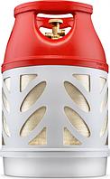 Баллон пропановый HEXAGON RAGASCO 18,2 л (серия LPG) композитный [00-00000985]