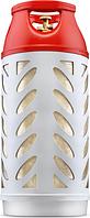 Баллон пропановый HEXAGON RAGASCO 33,5 л (серия LPG) композитный [00-00000987]