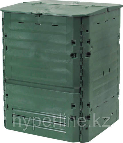 Компостер GRAF Thermo-King 900 литров, зеленый [626003] - фото 1
