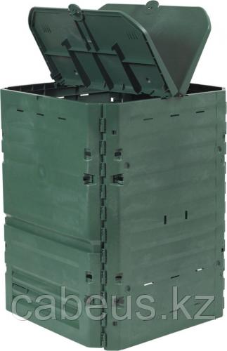 Компостер GRAF Thermo-King 900 литров, зеленый [626003] - фото 2