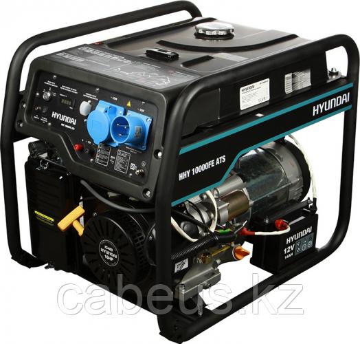 Электростанция бензиновая HYUNDAI HHY 10000FE ATS (с автозапуском) [HHY 10000FE ATS]