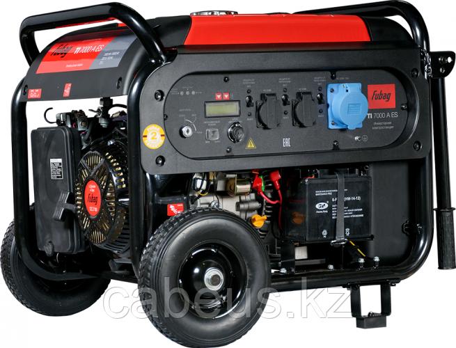 Электростанция бензиновая FUBAG TI 7000 A ES инверторная, с возможностью автоматизации [838235]