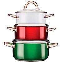Набор посуды Verloni Вива Италия VL-ST4I6S95, 6 предметов