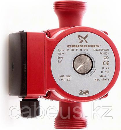 Насос циркуляционный GRUNDFOS UP 20-15 N 59641500 [НС-0027369]