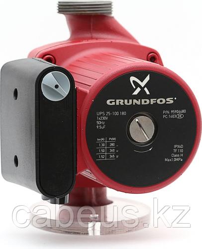 Насос циркуляционный GRUNDFOS UPS 25-100 95906480 [НС-0083641]