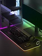 Игровые коврики с RGB подсветкой 9 режимов подсветки 80х30