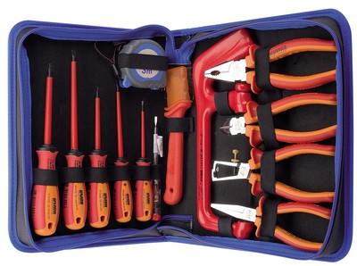 Набор инструментов изолированных с рукоятками BI в сумке - 905VDEBI UNIOR