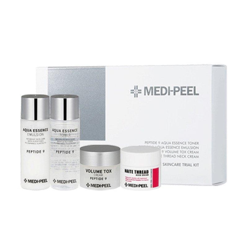 Омолаживающий набор средств с пептидами Medi-Peel Premium Daily Care Kit