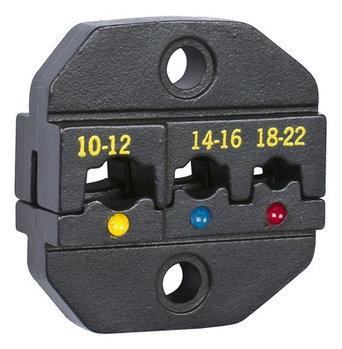 Сменные губки для обжима изолированных клемм к клеммнику 428/4AGPB - 428.1/4AG UNIOR