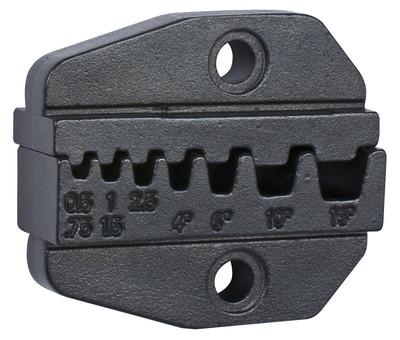 Сменные губки для обжима концевых клемм к клеммнику 428/4AGPB - 428.3/4AG UNIOR