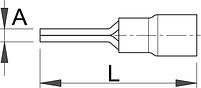 Клемма игольчатая (20 шт.) - 423.3J UNIOR, фото 2