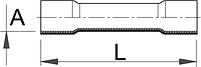 Колодка кабельная (20 шт.) - 423.10B UNIOR, фото 2