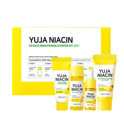 Осветляющий набор с экстрактом Юджа и ниацином Yuja Niacin Starter Kit