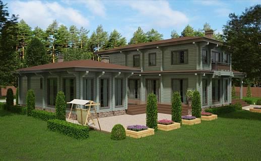 Проект дома №3340