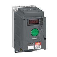 Преобразователь частоты ATV310 0,75кВт 380В 3ф