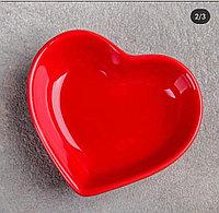 Соусник «Сердце», фото 1