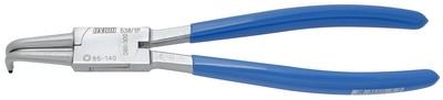 Съёмник внутренних стопорных колец с загнутыми концами - 538/1P UNIOR
