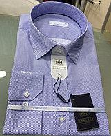 Рубашка классическая Cardozo светло-синяя