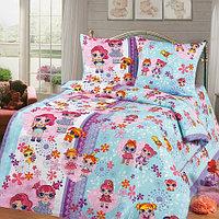 """Детское постельное бельё """"Лора"""", размер 1,5 спальный"""
