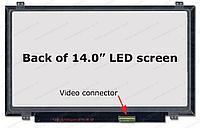 """Экран для ноутбука/ дисплей для ноутбука (матрица) 14"""" Slim / B140XTN03.1"""
