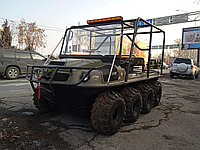 Вездеход амфибия Тигр 8x8, фото 1