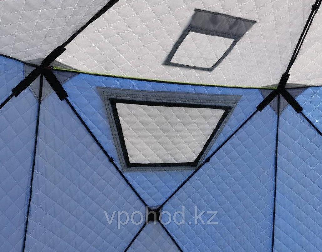 Палатка для зимней рыбалки MIMIR 2020 - фото 6