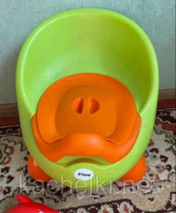 PITUSO Детский горшок ЛУНОХОД 30*27*28,5 см зеленый