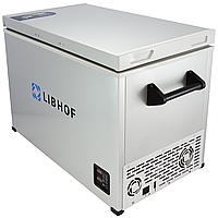 Автохолодильник компрессорный Libhof Pro-26 12/24/220В (110 л.)