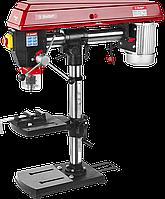 Радиально-сверлильный станок + тиски ЗСС-550 серия «МАСТЕР», 550 Вт