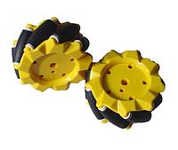 Набор колес Mecanum 80 мм