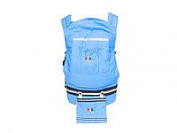 Рюкзак-кенгуру Babystyle БэбиКомфорт до 18 кг Голубой