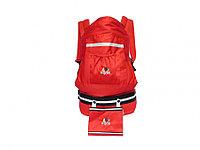 Рюкзак-кенгуру Babystyle БэбиКомфорт до 18 кг Красный