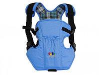 Рюкзак кенгуру Babystyle Татошка до 11 кг Голубой