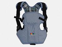 Рюкзак кенгуру Babystyle Татошка до 11 кг Серый