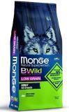 Monge BWild (Дикий кабан) 12кг низкозерновой корм для взрослых собак всех пород Low Grain Wild Boar All Breed