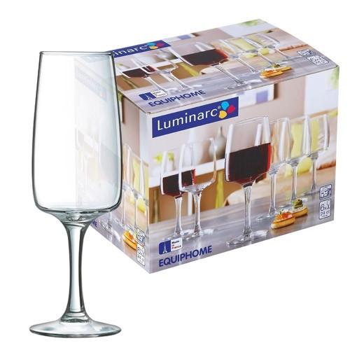 Набор фужеров для шампанского Luminarc Equip Home 170 мл. (6 штук)