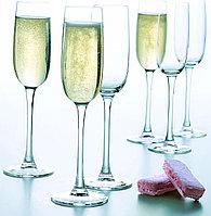 Набор фужеров для шампанского Luminarc Versailles 160 мл. (6 штук)