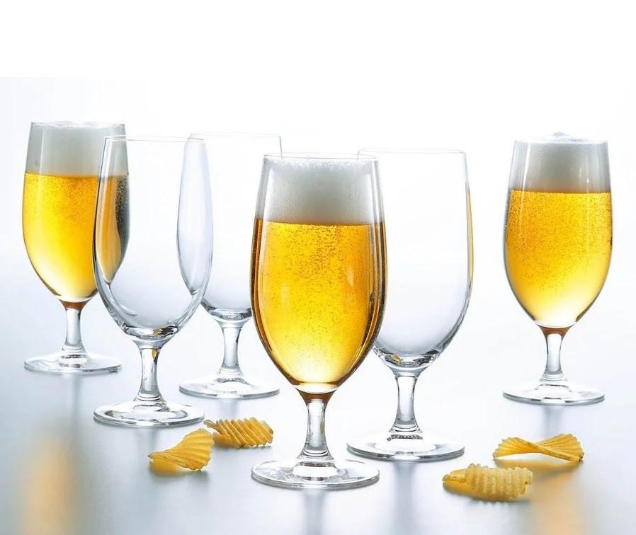 Набор фужеров для пива Luminarc Versailles 480 мл. (6 штук)