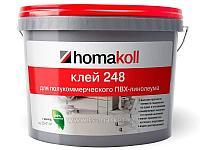 Клей Homakoll 248 (14 кг) для полукоммерческого ПВХ линолеума
