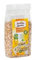 Хлопья Житница Здоровья пшеничные 0,4кг