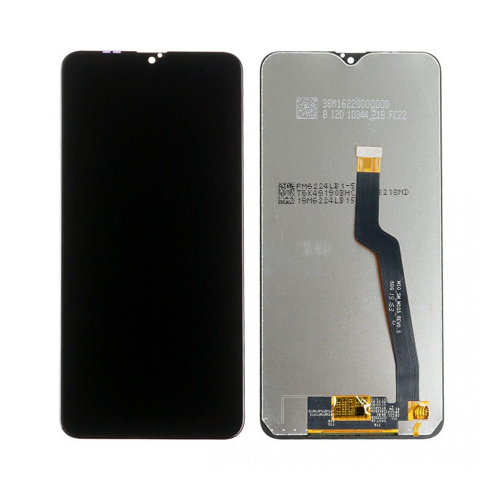Дисплей Samsung Galaxy A10 в сборе Service Pack, Black