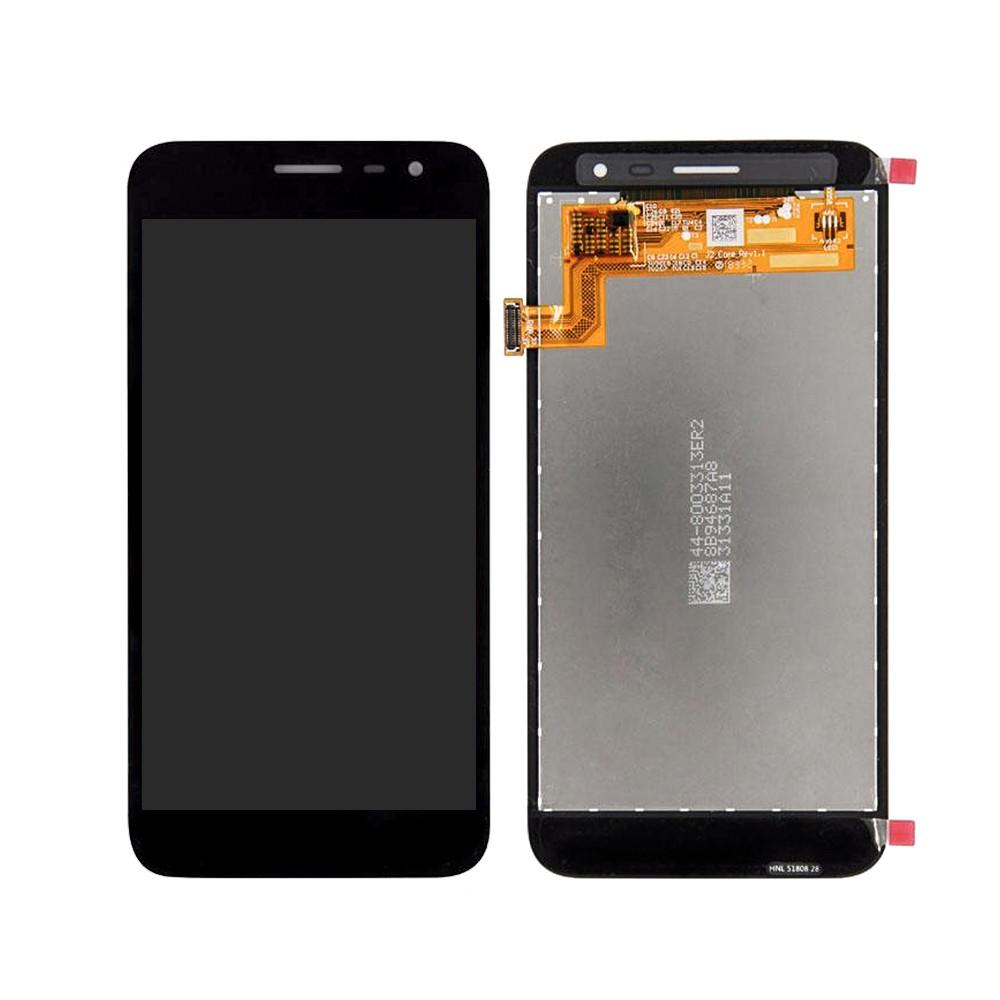 Дисплей Samsung Galaxy J2 Core (2018) J260 в сборе Service Pack, Black