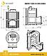Печь для бани из нерж. стали Эверест INOX 25 (205) Ковка, фото 3