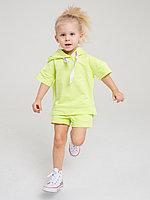 Батик Комплект пуловер шорты для девочки (02369_BAT)