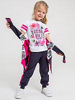 Batik Комплект спортивный костюм и футболка для девочки (02602_BAT)