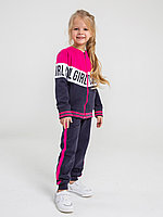 Batik Комплект спортивный костюм и футболка для девочки (02603_BAT)