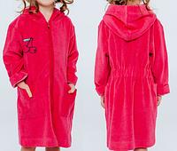 Batik Халат для девочки односторонняя махра (02676_BAT)