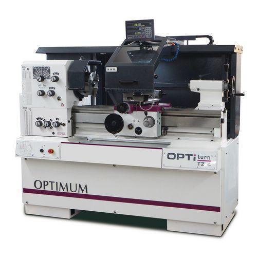 Станок токарный винторезный Optimum OPTIturn TZ 4